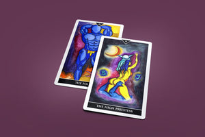 Earthly Delight Tarot Deck 78 Cards Pre-Order