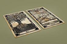 Load image into Gallery viewer, Mlle Lenormand Oracle Antique Edition Deck 36 Cards Pre-Order