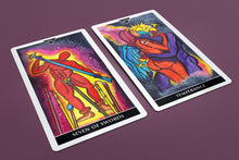 Load image into Gallery viewer, Earthly Delight Tarot Deck 78 Cards Pre-Order