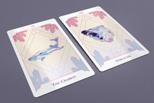 Load image into Gallery viewer, Lonely Ice Tarot Deck 78 Cards