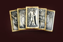 Load image into Gallery viewer, Regal Shadows Antique Edition Tarot Deck 78 Cards Pre-Order