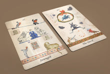 Load image into Gallery viewer, Manuscript of Initiation Tarot Deck 78 Cards