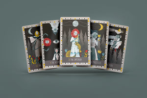 Witch Folk Tarot Deck 78 Cards Pre-Order