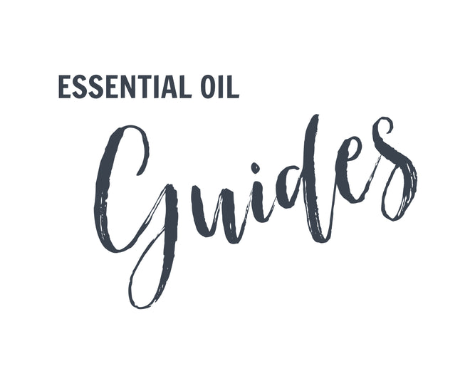 Essential Oil Guides