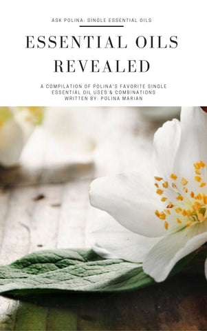 Essential Oils Revealed Ebook: Single Oils