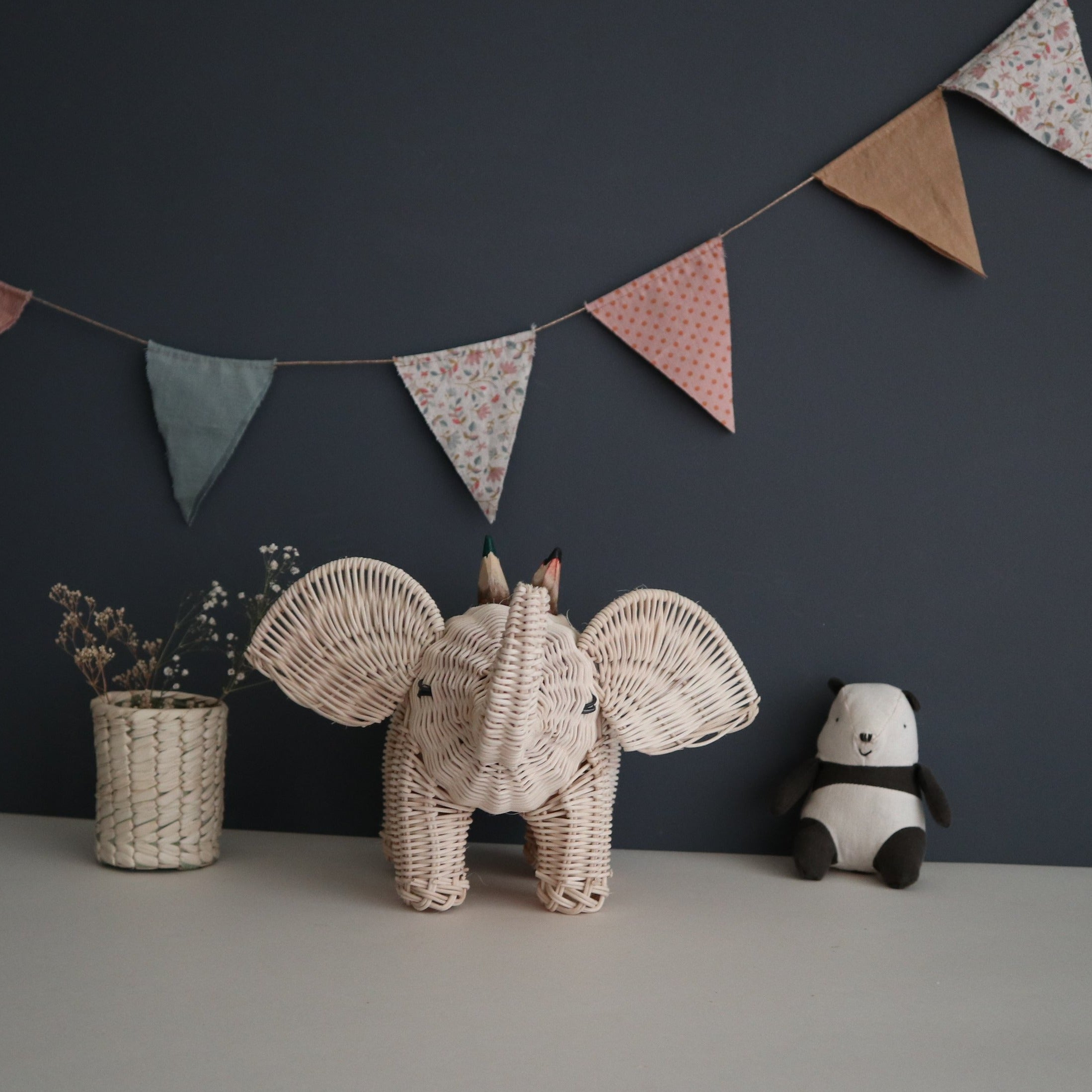 elephant wicker coconeh kids