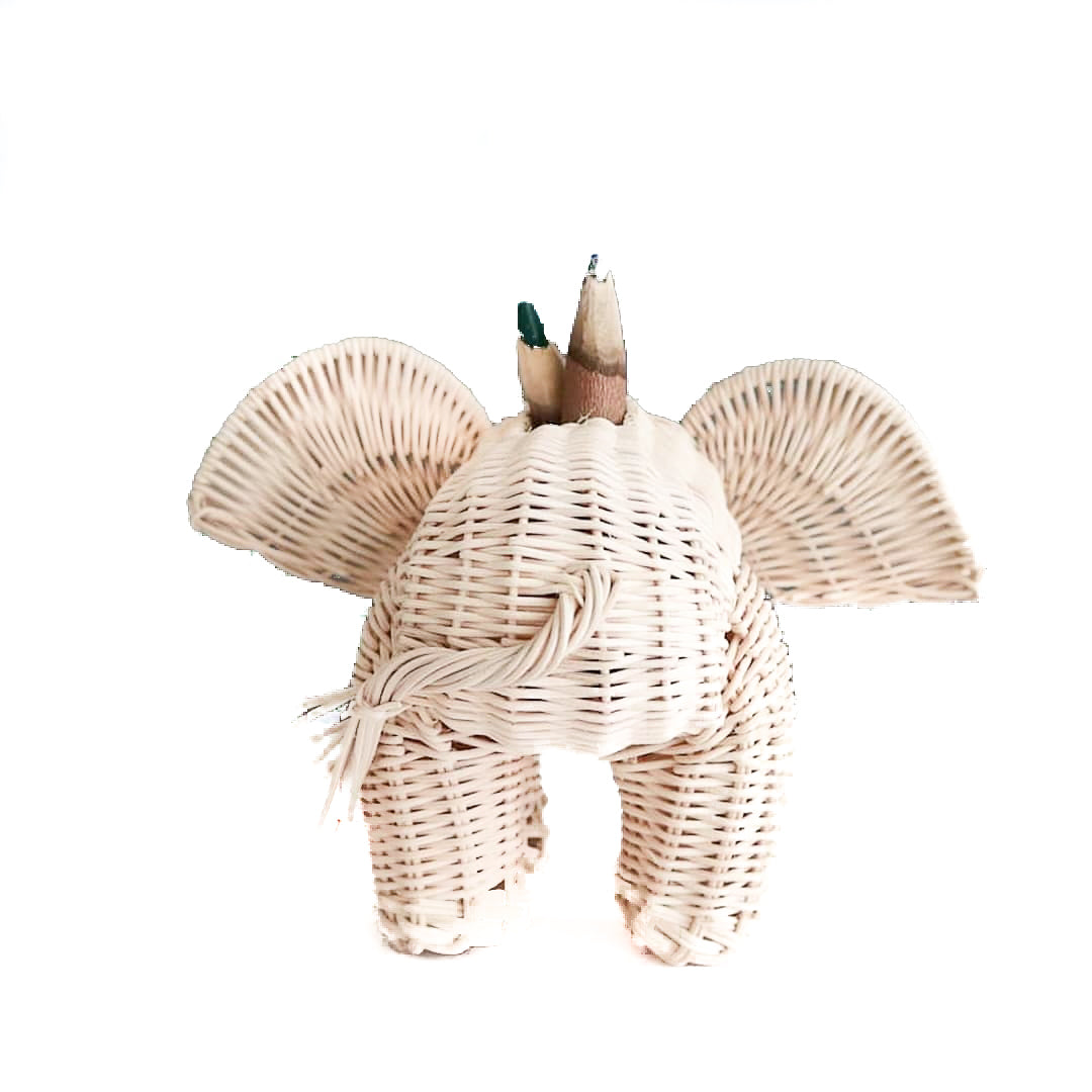 Pencil Holder Elephant Nestor