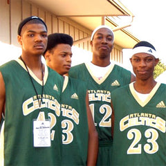2003 Atlanta Celtics - Dwight Howard, Josh Smith