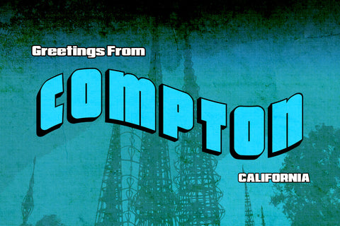 Compton, California - Sports Capital