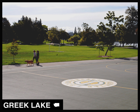 Green Lake Basketball Seattle