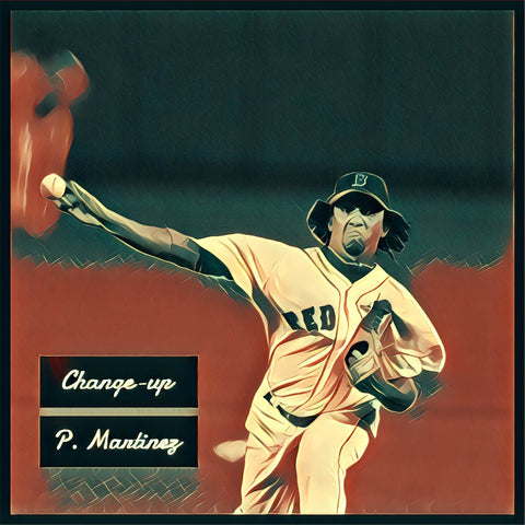 Pedro Martinez Changeup