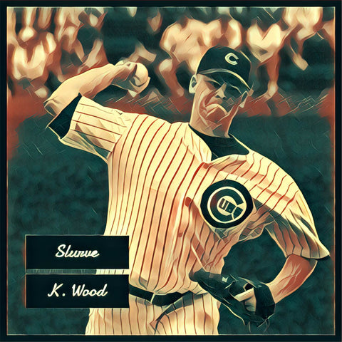Kerry Wood Slurve