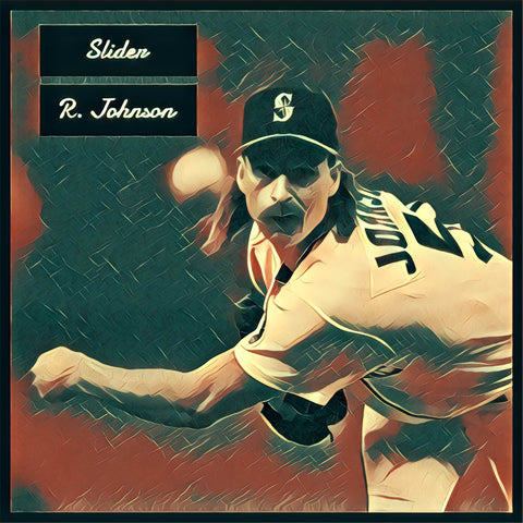 Randy Johnson Slider