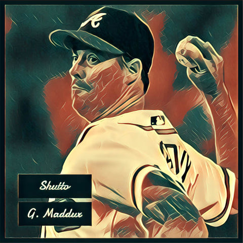 Greg Maddux - Shutto Pitch