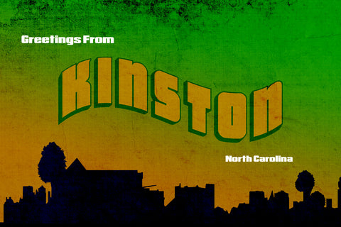Kinston, North Carolina - Basketball Capital