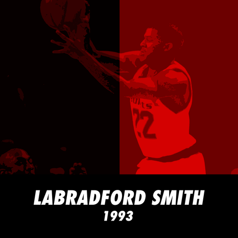 Labradford Smith vs Michael Jordan