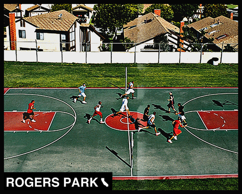 Rogers Park Basketball Inglewood
