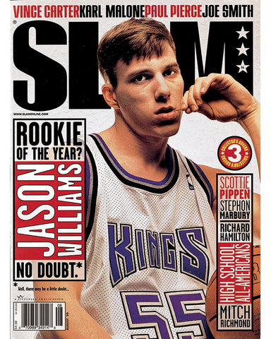 Jason Williams Slam Cover