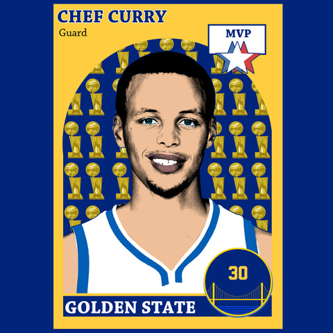 Steph Curry Real NBA Finals MVP