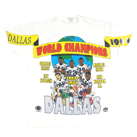 Dallas Cowboys World Champs 1994 Shirt