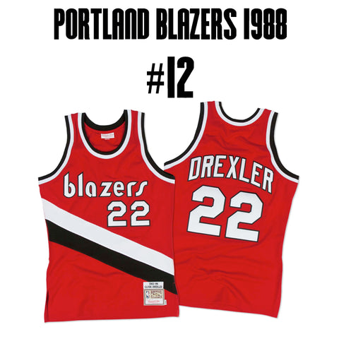 Blazers Greatest Jersey of All Time