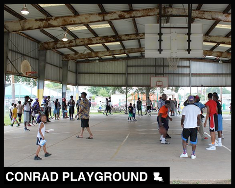 Conrad Playground New Orleans