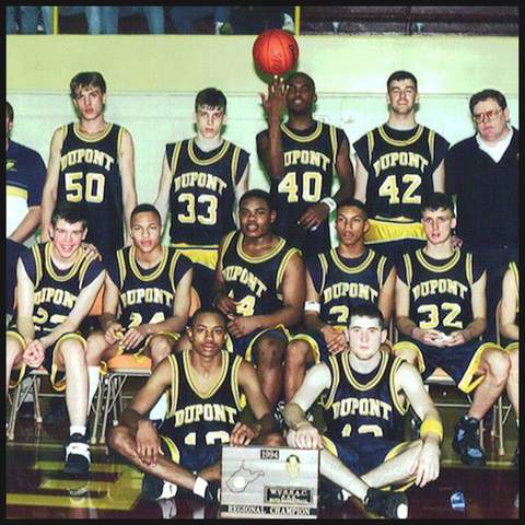 DuPont Basketball 1994