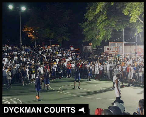Dyckman Basketball Courts