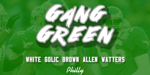 Gang Green Defense Philadelphia