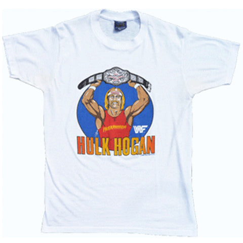 Hulk Hogan WWF Champ Shirt