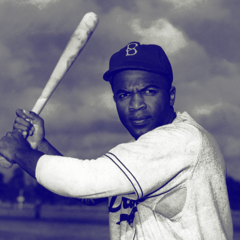 Greatest Multi-Sport Athletes - Jackie Robinson