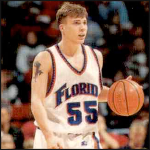 Jason Williams Florida Gators