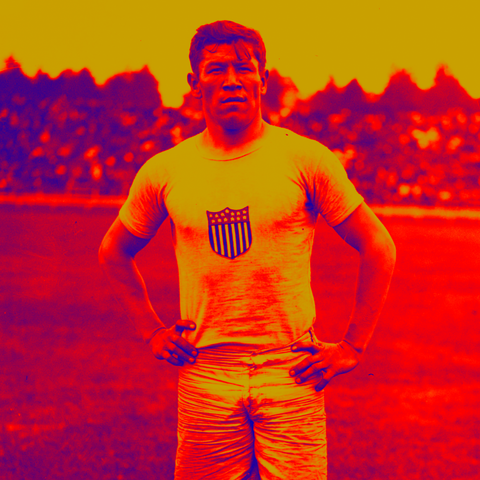 Greatest Multi-Sport Athlete Jim Thorpe