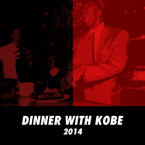Michael Jordan and Kobe Bryant Dinner