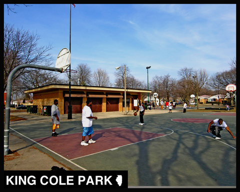 King Cole Park Chicago