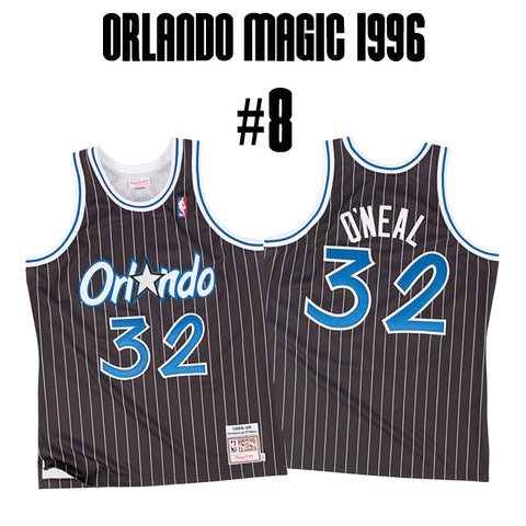 Orlando Magic Greatest Jersey of All Time