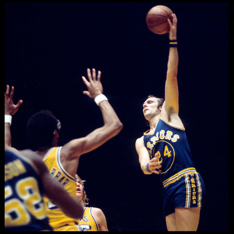 Rick Barry - Most Underrated NBA Players