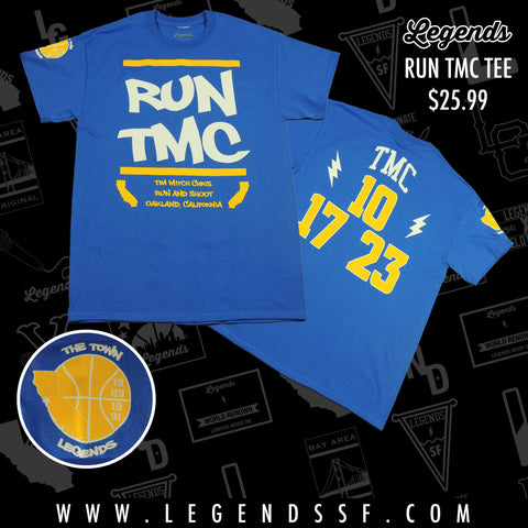 Legends Clothing - Run TMC Shirt