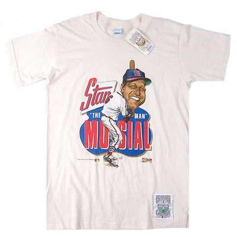 "Stan ""The Man' Musial Shirt"