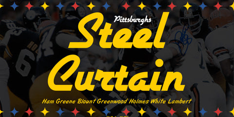 Steel Curtain Steelers