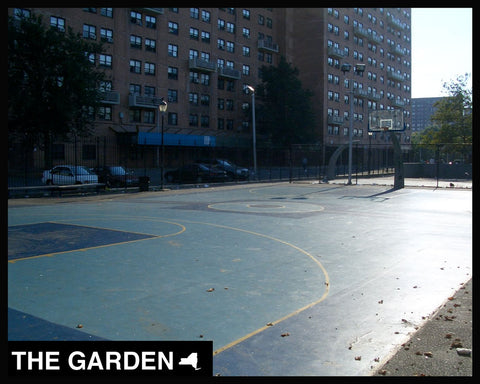 The Garden Coney Island Basketball