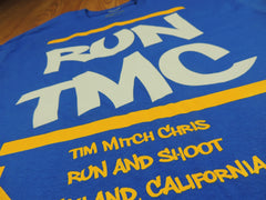 Run Tmc Legends T Shirt Front