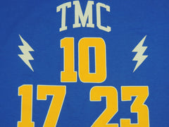 Run Tmc Legends T Shirt Back