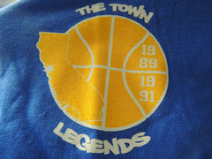 Run Tmc Legends T Shirt The Town