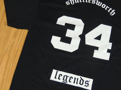Jesus Shuttlesworth T Shirt Back