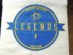 Splash Brothers Legends T Shirt - Side