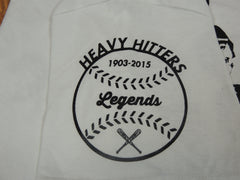 Heavy Hitters Baseball T-Shirt Sleeve