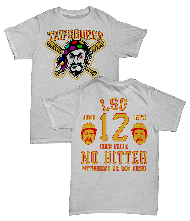 Dock Ellis Tripsburgh T-Shirt
