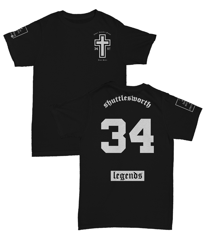 Jesus Shuttlesworth T-Shirt