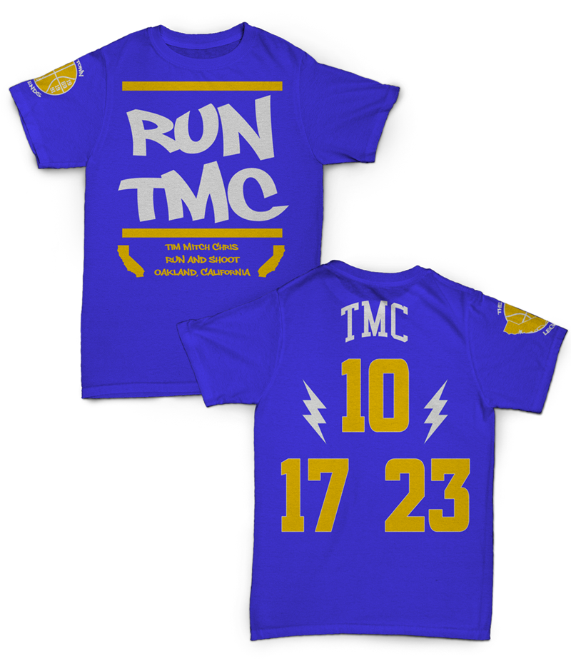 Warriors Run Tmc T-Shirt